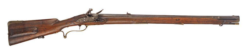 德国猎师线膛枪,前膛时代较为成功的线膛武器