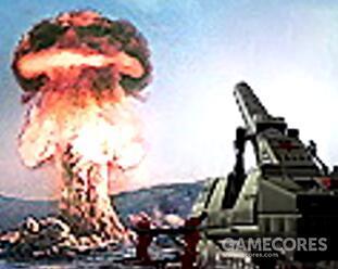 核子火炮,毁天灭地的小核弹重炮,拆房子也是一瞬间的事,需要点技能才能造,行动非常迟钝,不太好操作