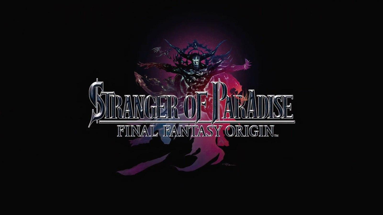 《最终幻想 Origin:Stranger Of Paradise》正式公开,SE发布会资讯汇总