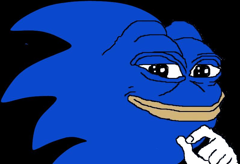 爱嗑药的蓝色小刺猬