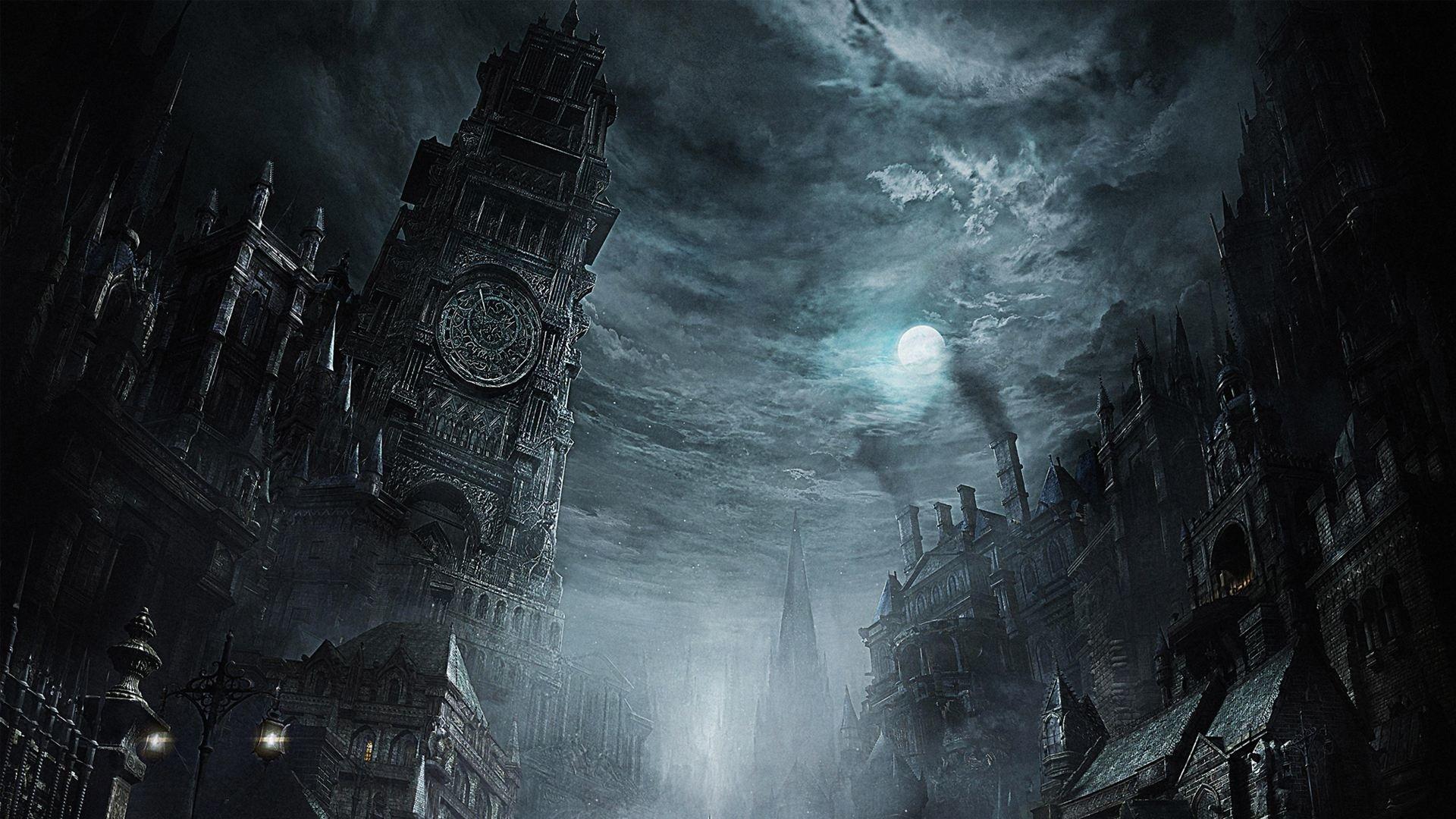 深淵與輪迴:一種進入『血源詛咒』的方式