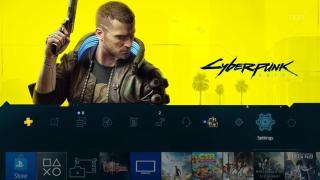 《赛博朋克2077》免费PS4主题在美服上线