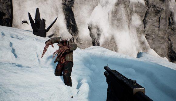 """同人《半条命2 第三章》""""北极光计划""""发布了新的游戏实机视频"""