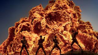 """如此有冲击力的KFC广告,让人看了想跳进这片""""炸鸡的火海"""""""