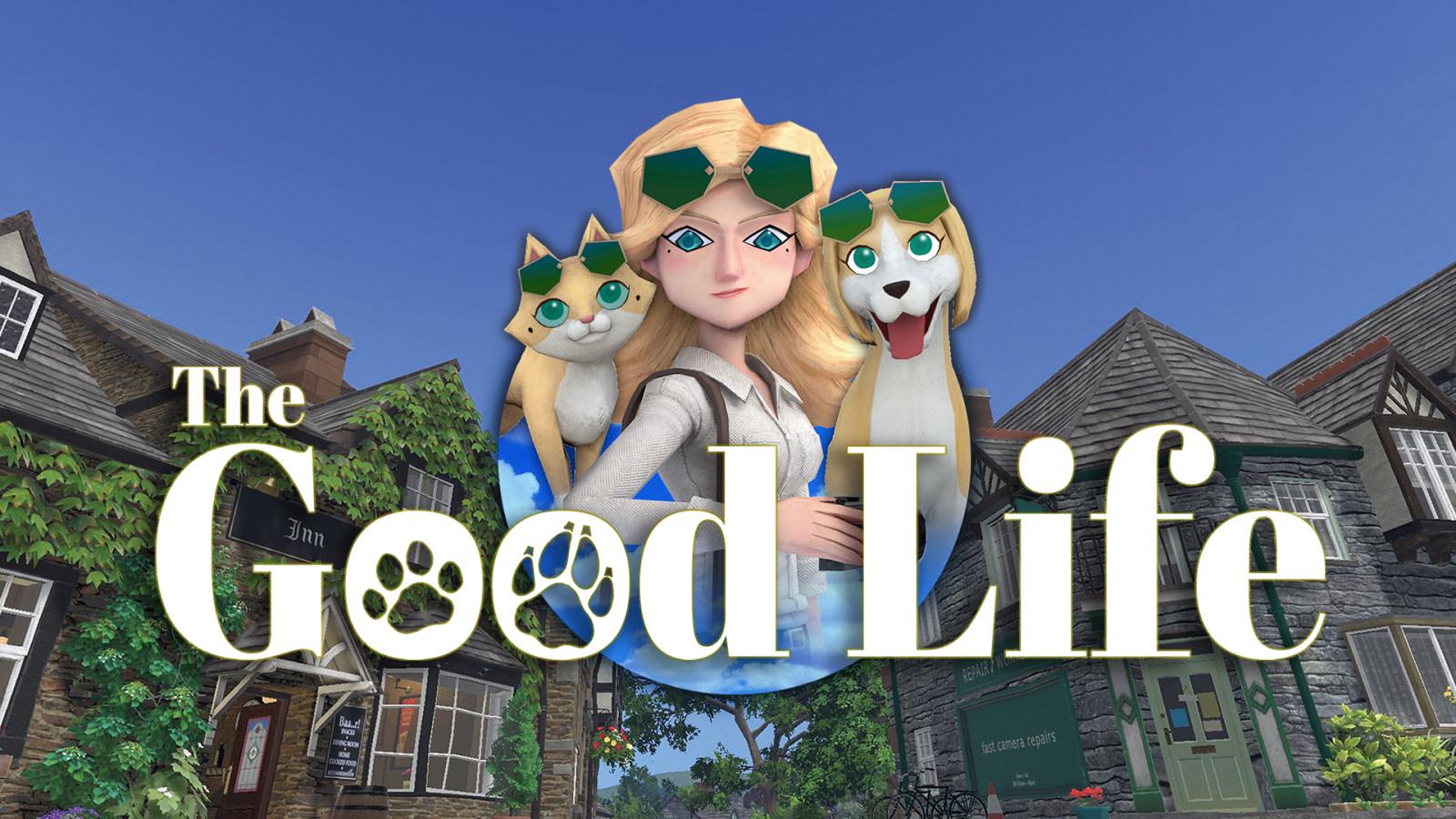 休闲解密游戏《美好生活》放出新预告片,同时宣布游戏将于10月15日发售