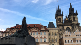 捷克流浪之旅Part I:布拉格是我去过最美的地方没有之一(上)