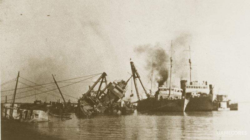 日本起浮平海号