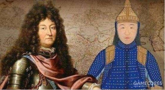 康熙密友路易十四