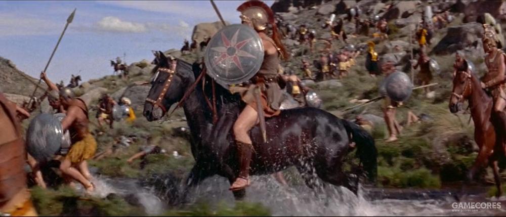 骑在马上的亚历山大
