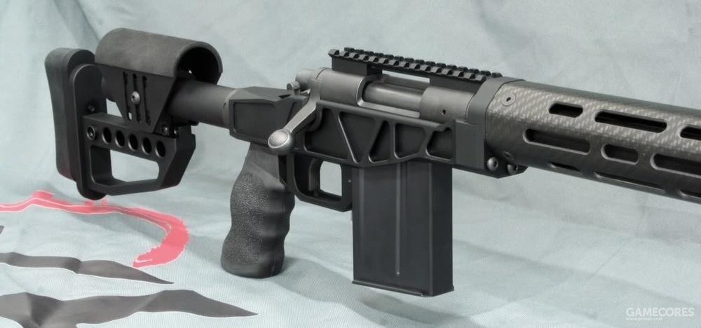 此枪托为选装配置