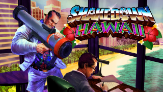 """像素风GTA""《Shakedown: Hawaii》已在多平台发售"