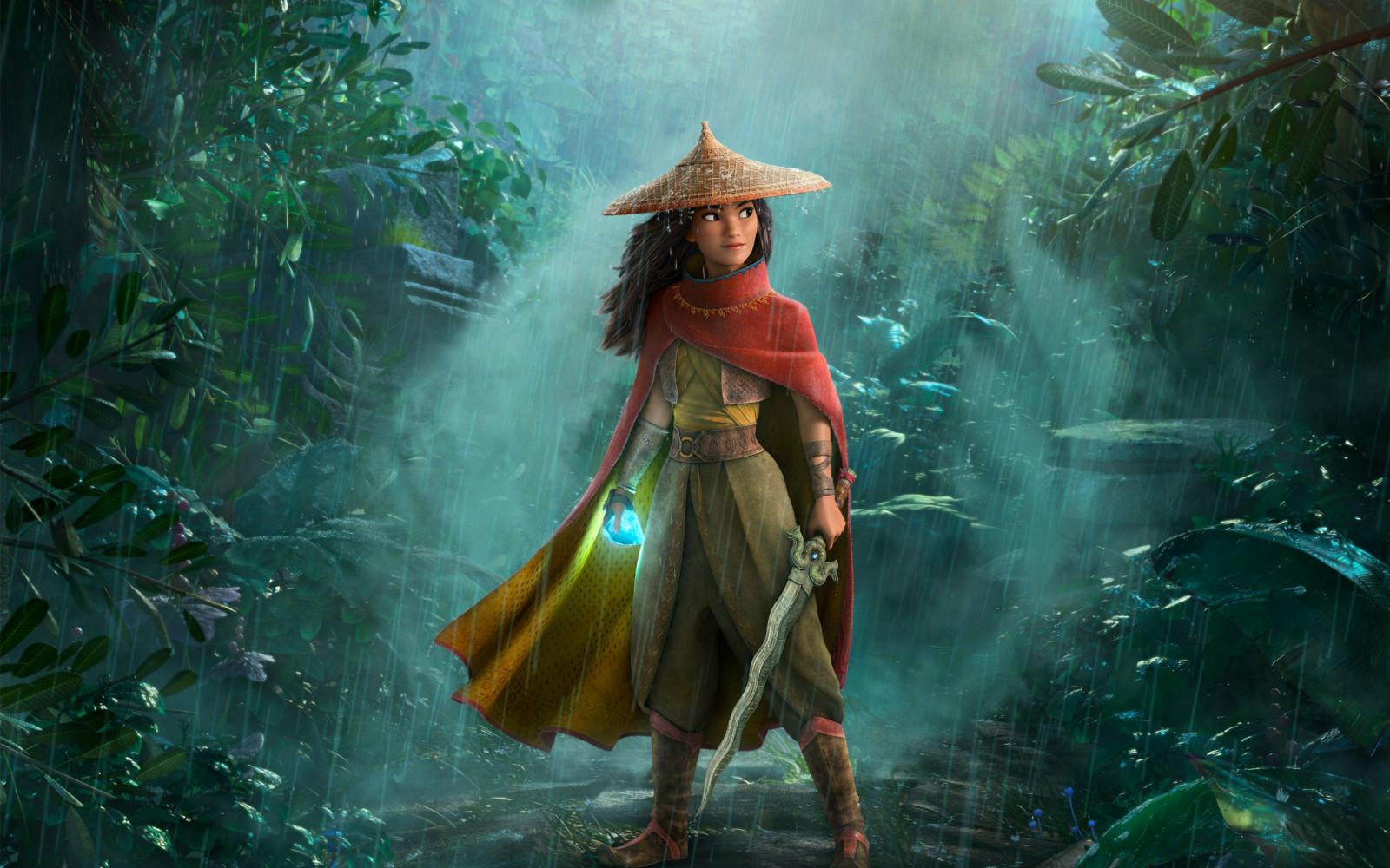 迪士尼全新动画电影《寻龙传说》正式确定将登陆内地院线