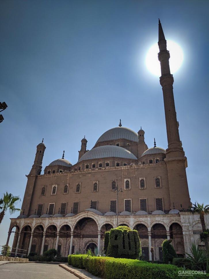 从观景台走向清真寺