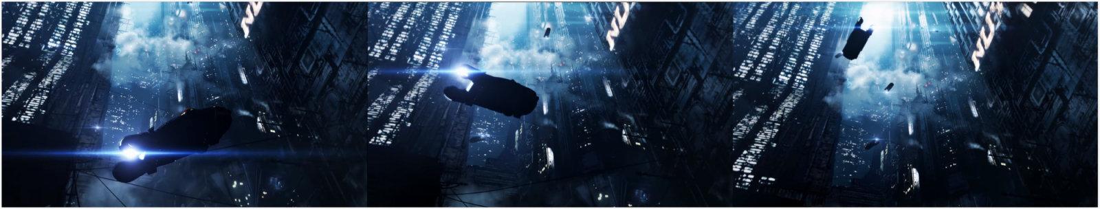 【更新中文版】渡边信一郎执导《银翼杀手2049》前导动画短片放出