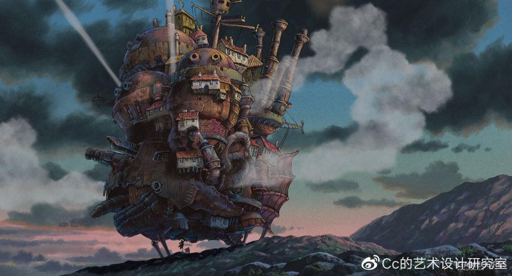 《哈尔的移动城堡》