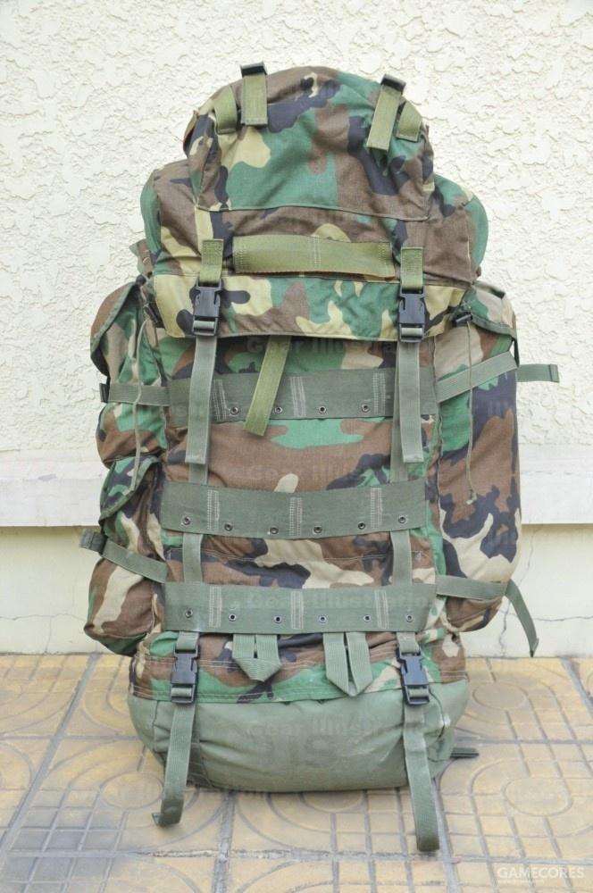 FPLIF主包和巡逻包结合形态