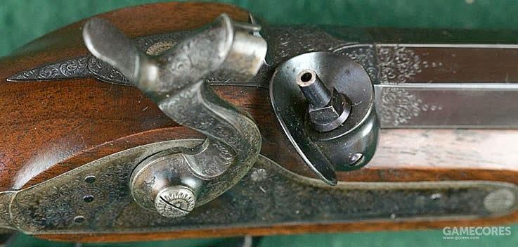 约书亚·肖的击发枪击发装置