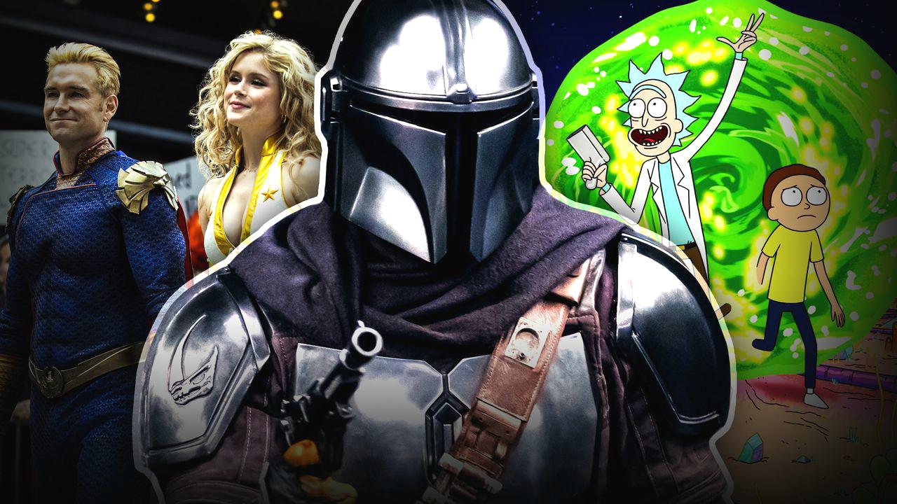 《曼达洛人》成为 2020 年 BT 盗版下载量最多的影集