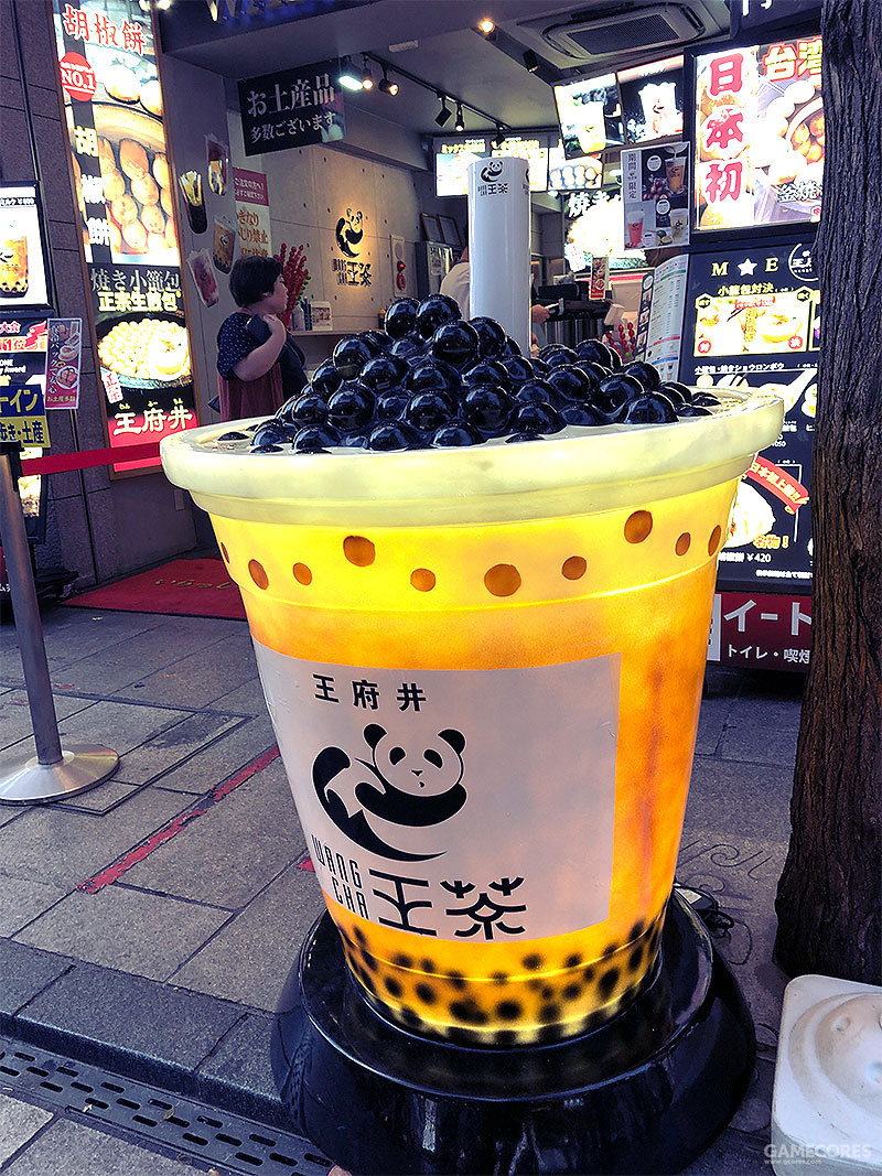 """奶茶热也传到了这里,""""奶茶""""再加上""""熊猫"""",那简直就是无敌的配置"""