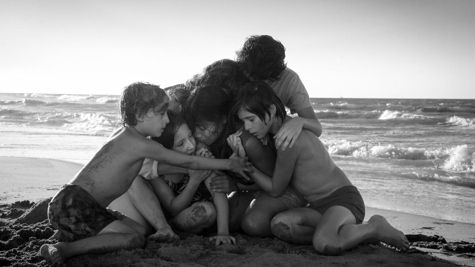 剑指奥斯卡,阿方索·卡隆执导电影《罗马》放出全新预告