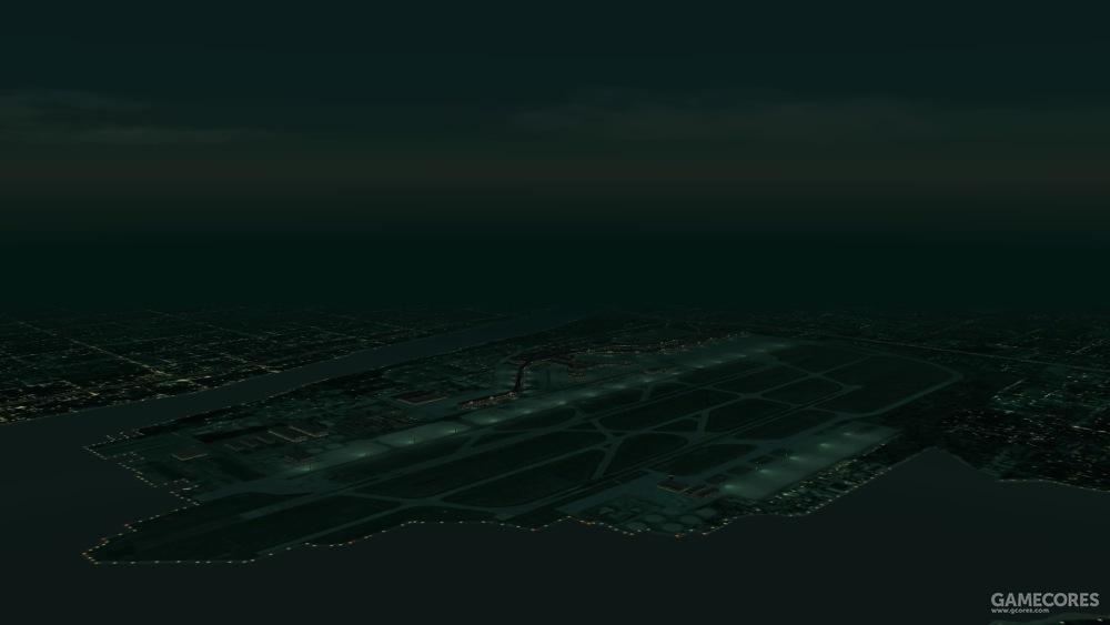 位于欧雷德湾诺里斯河(Norris River)东端的古尔纳德(Gurnard)区的阿皮顿国际机场是Strangereal世界里最大的国际机场之一