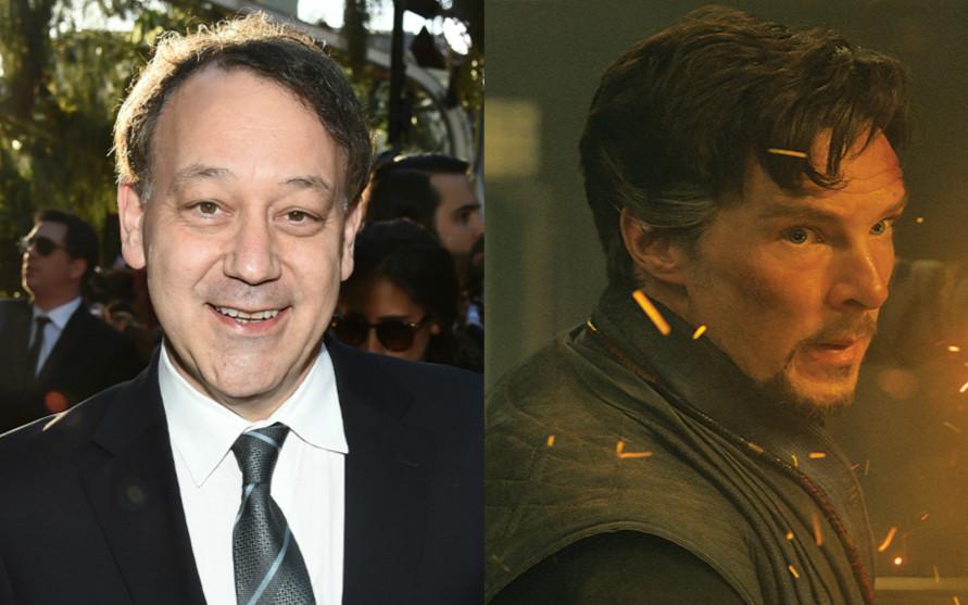 根据外媒报道,老版《蜘蛛侠》导演山姆·雷米正商谈执导《奇异博士2:疯狂多元宇宙》