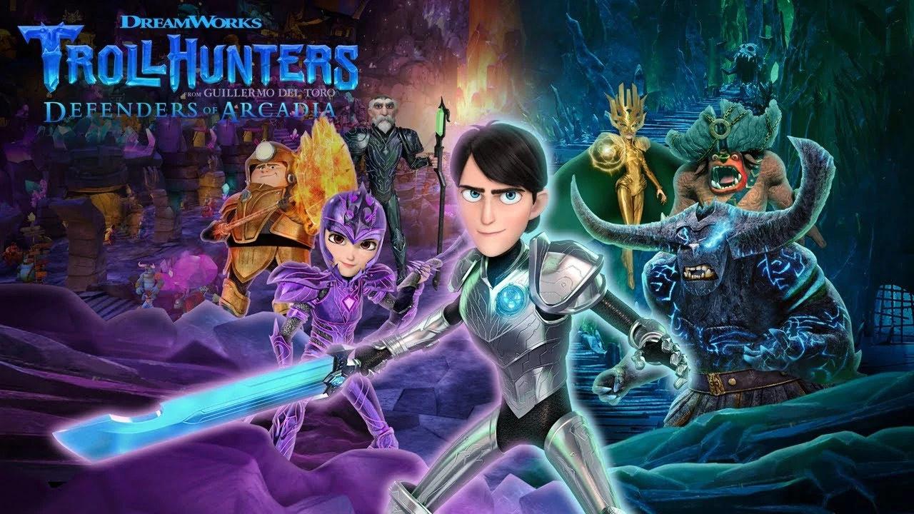 基于动画改编,《巨怪猎人:幽林镇守护者》即将发售