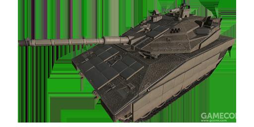M2A4,沙漠色