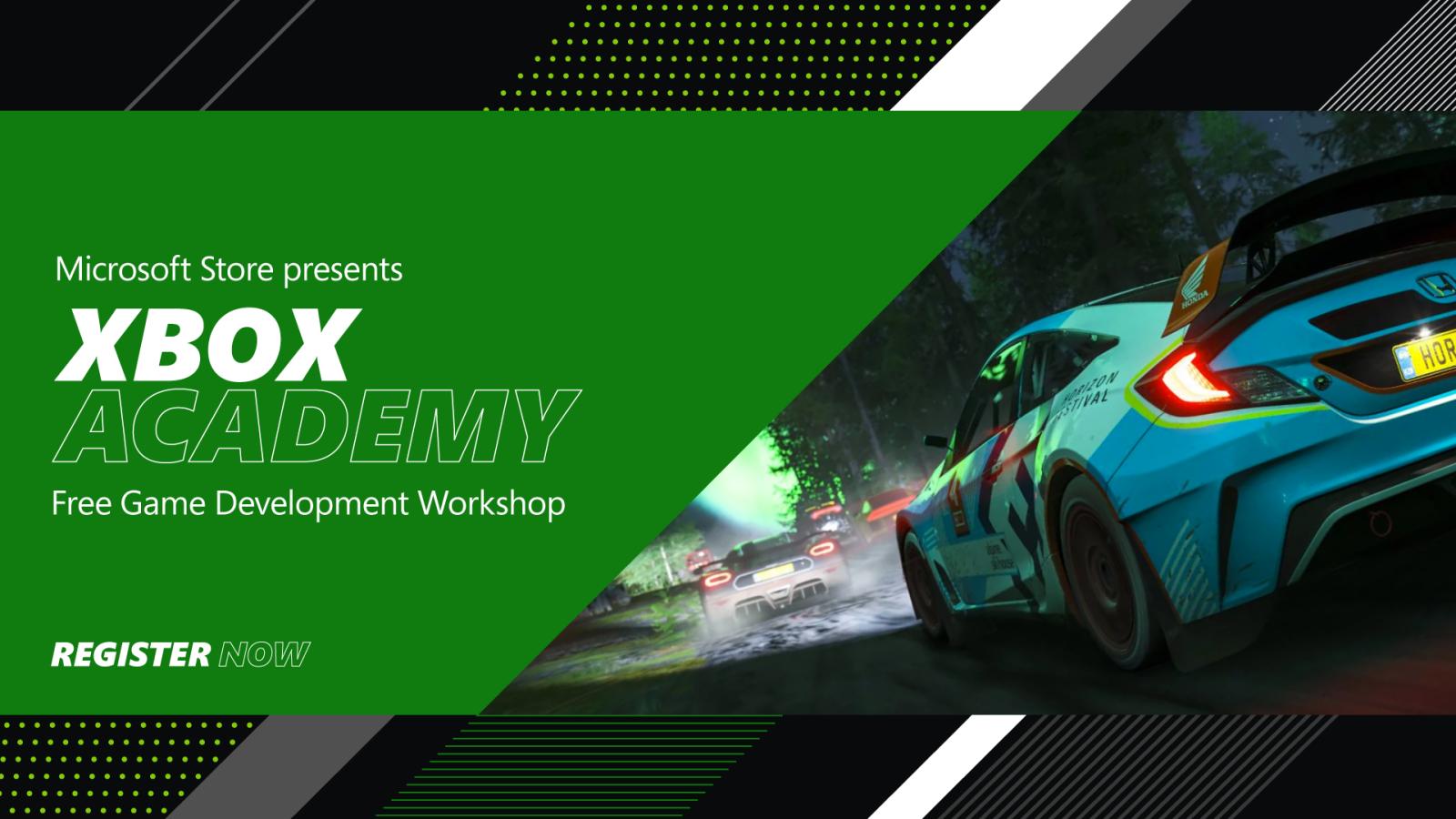 微软推出全新游戏开发网络课程 Xbox Academy,助力次世代游戏开发者