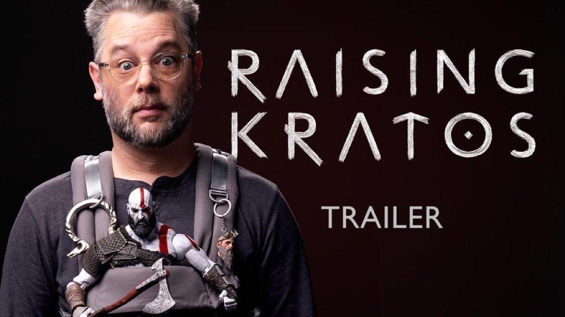 【更新视频】,《God of War: Raising Kratos》纪录片将于5月11日上映