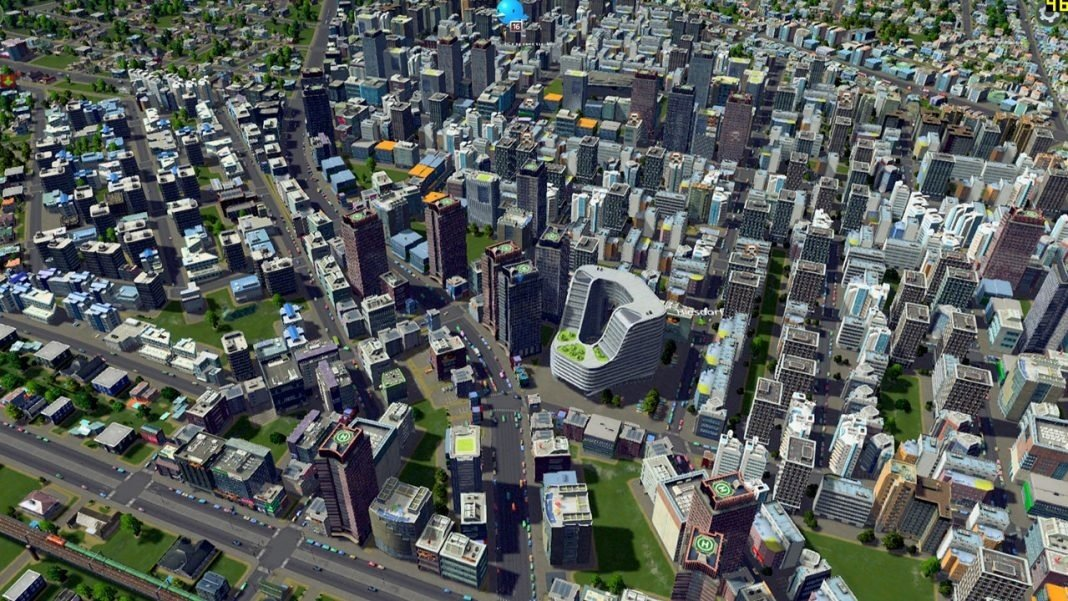 《城市:天际线》销量突破600万份