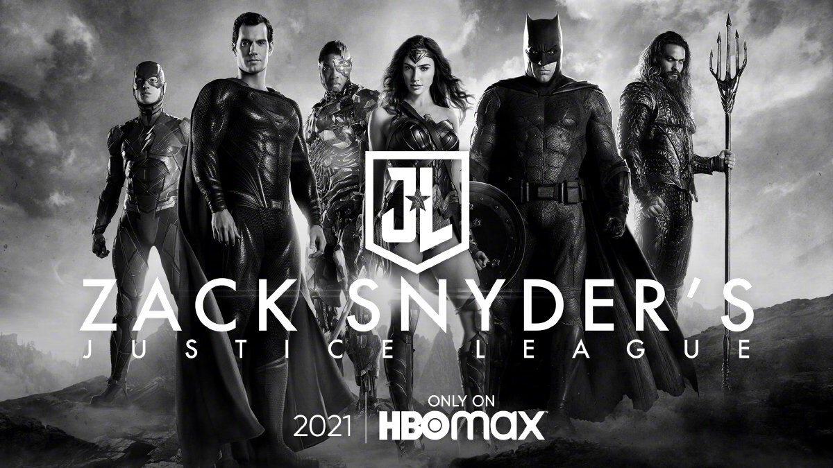 扎克·施耐德剪辑版《正义联盟》将于2021年登陆HBO Max