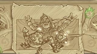《炉石传说》首次加强大量卡牌,登陆送金橙