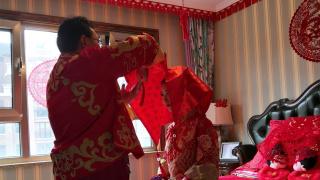 """记录:鱼炒饭老师在大同的""""皇家婚礼"""""""