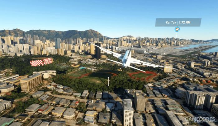 《微软模拟飞行》世界6更新现已推出,德国,奥地利和瑞士地区的景观得到更新