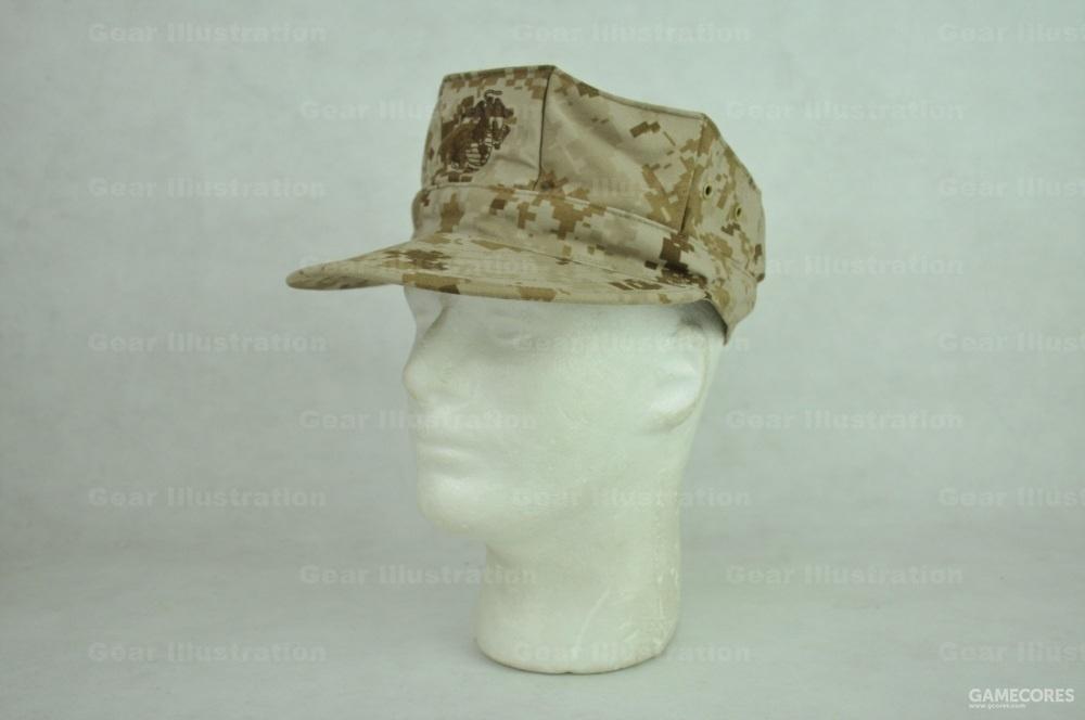 沙漠MARPAT迷彩八角帽