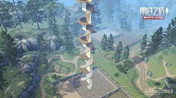 某游戏中玩家自己造的房子(这真滴不是广告)