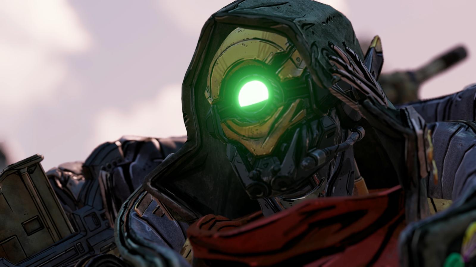 召唤野兽并肩作战,《无主之地3》新角色预告公布