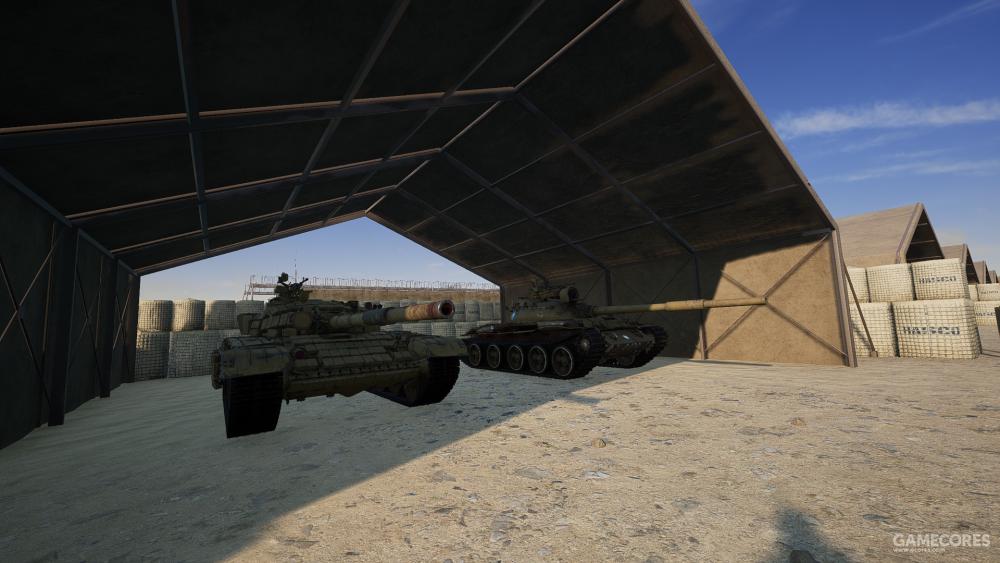 T-72S/T-62