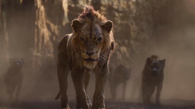 《狮子王》再放30秒短预告,成年辛巴回来找刀疤了