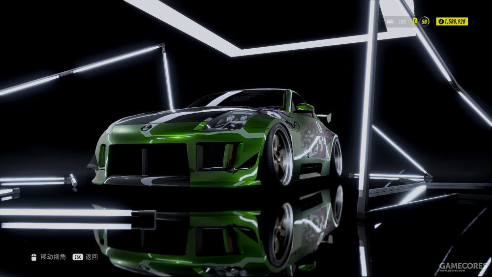 《地下狂飙2》中的日产350Z