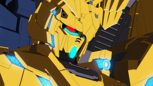 围绕独角兽三号机展开新的斗争,剧场版动画《高达NT》新预告公布
