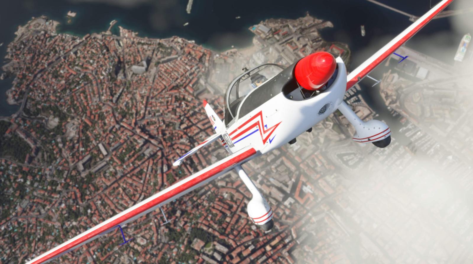 《微软模拟飞行》现已支持VR设备