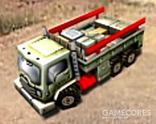 卡车,负责采矿