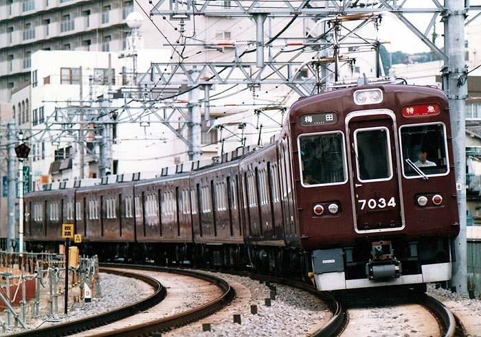 「譯介」小島秀夫:阪急電車,我的鄉愁時光機