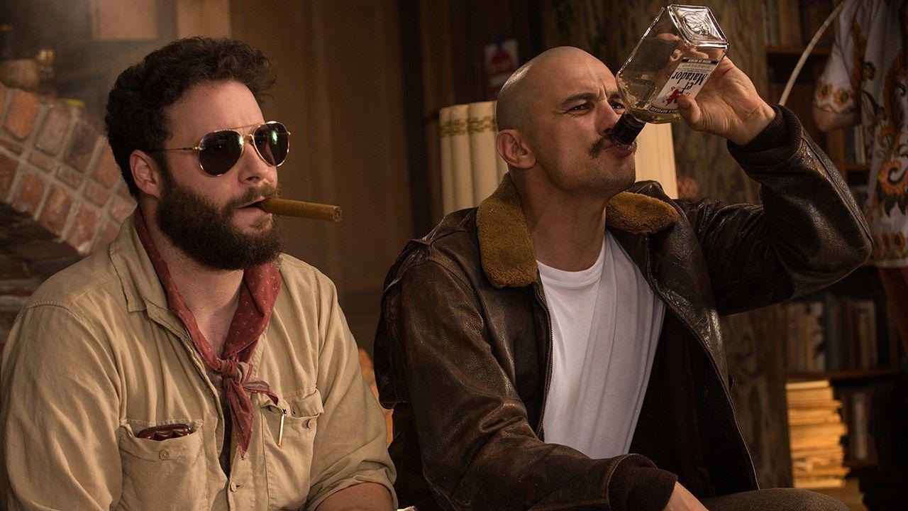 詹姆斯·弗兰科自导自演,烂仔帮成员亲情加入:《梦断影都》放出预告片