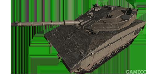 M2A1,沙漠色