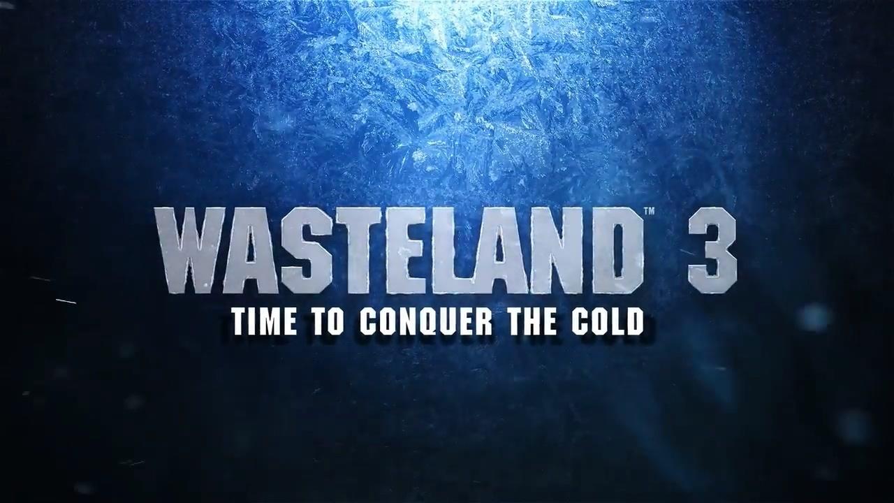 這是剛宣佈的《廢土3》的宣傳片