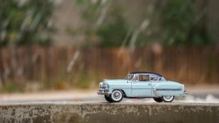 让一辆车带你回到1953——Chevy Bel Air 拍摄手记