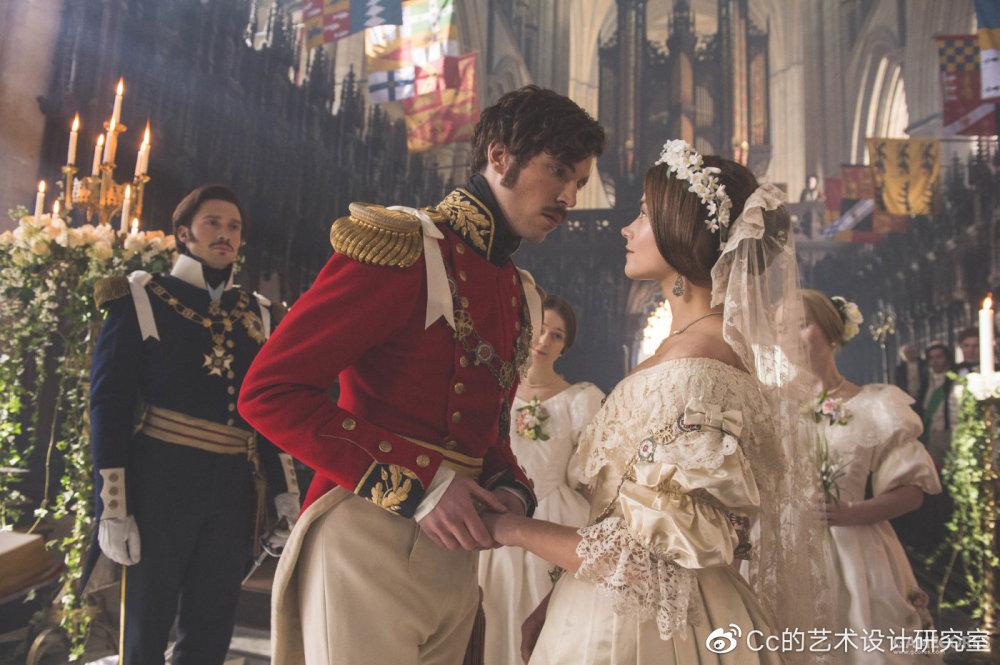 维多利亚女王与他的丈夫阿尔伯特亲王